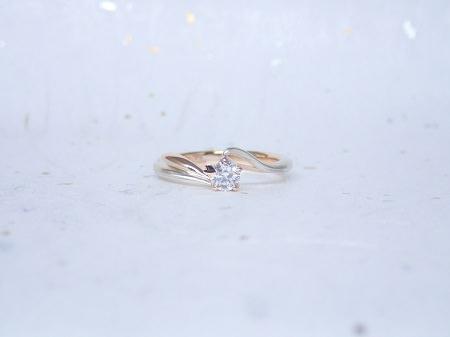 17120902木目金の婚約指輪と結婚指輪_A004①.JPG