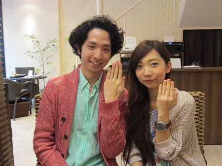 14041701木目金の結婚指輪M_001.JPG