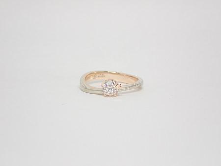 20052401木目金の婚約指輪と結婚指輪_A003.JPG