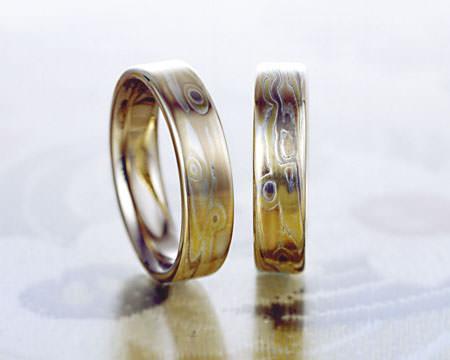 木目金の結婚指輪_玉杢.jpg