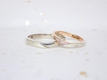 18061901杢目金の結婚指輪_C004.JPG