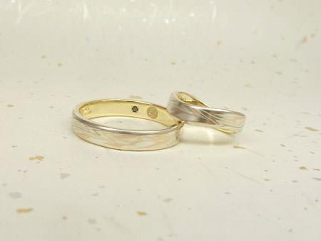 木目金の結婚指輪003.jpg