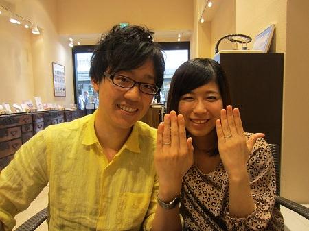 14101101K婚約指輪と結婚指輪001.JPG