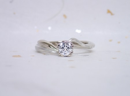 1901木目金の婚約指輪②.JPG