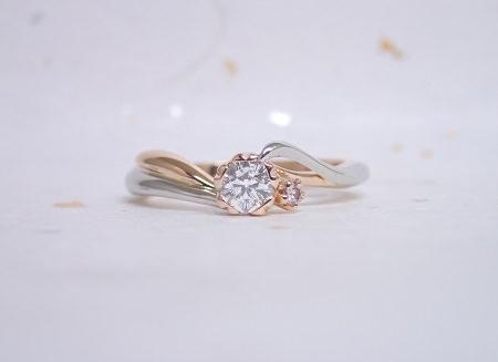 1901木目金の婚約指輪③.JPG