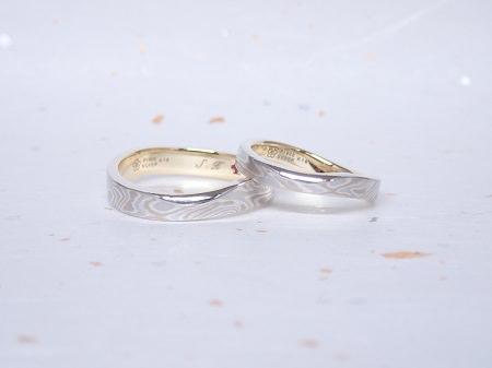 19012401木目金の結婚指輪03.JPG