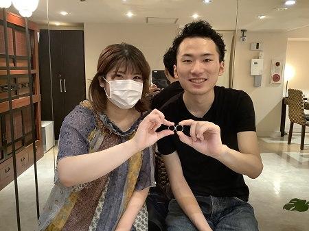 20092401木目金の結婚指輪_K001.JPG