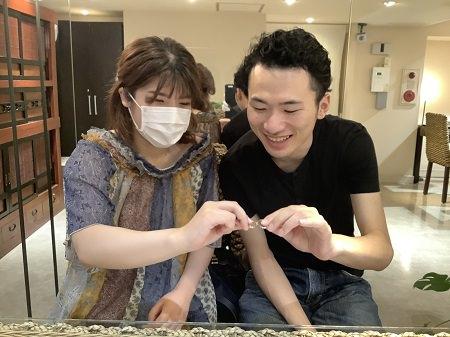 20092401木目金の結婚指輪_K002.JPG