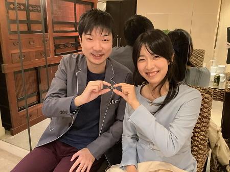 20122401木目金の結婚指輪_K001.JPG