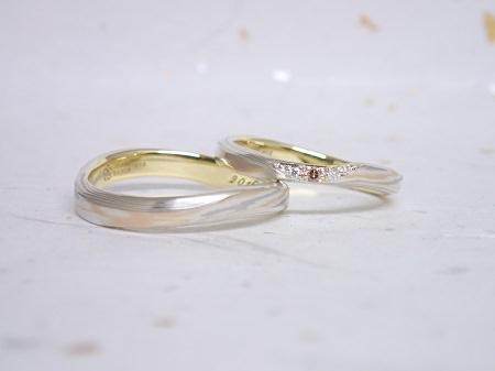 16120902木目金の結婚指輪_6.JPG