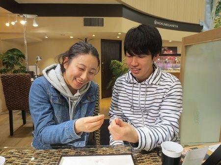 19040201木目金の結婚指輪_OM00②.JPG