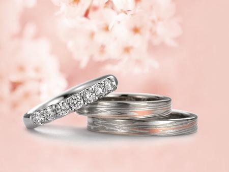 木目金の結婚指輪120217.jpg