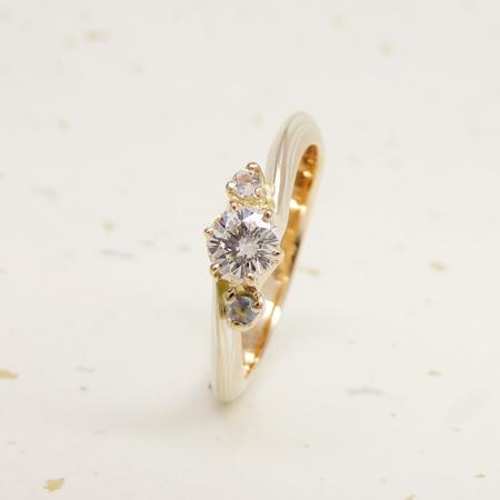 111031木目金の結婚指輪005.jpg