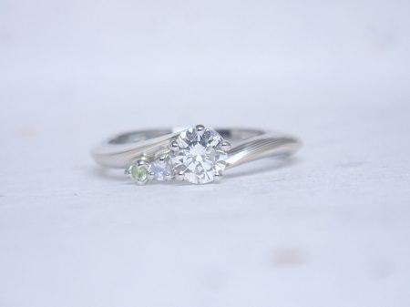 16101001木目金の婚約、結婚指輪N004.JPG