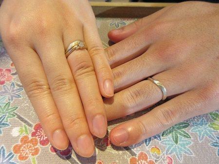 17040201木目金の婚約・結婚指輪 (5).JPG