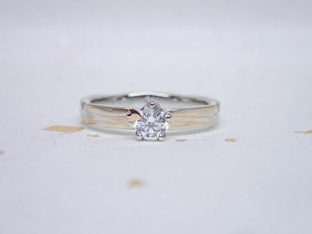 17041501木目金の婚約指輪.JPG