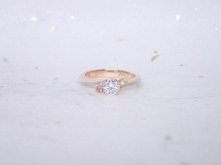 17080101木目金の婚約結婚指輪_N001.JPG