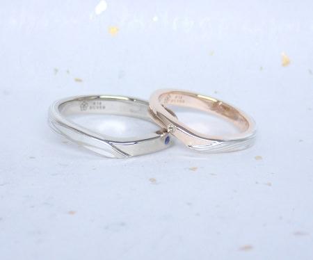 17080701木目金の婚約結婚指輪_N003.JPG