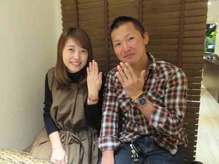 17110405木目金の婚約・結婚指輪_N003.JPG