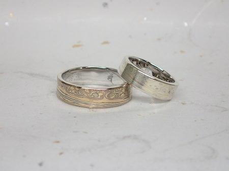 15090602木目金の結婚指輪_R001.JPG