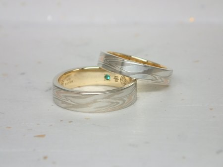 15011802木目金の結婚指輪_R002.JPG