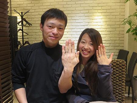15012301 木目金の結婚指輪_R001.JPG