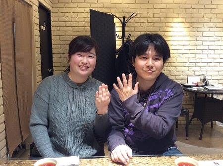 16121802木目金の結婚指輪_R001.JPG