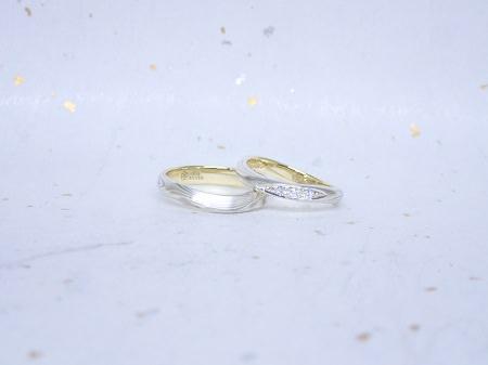 17081301木目金の結婚指輪_R004②.JPG