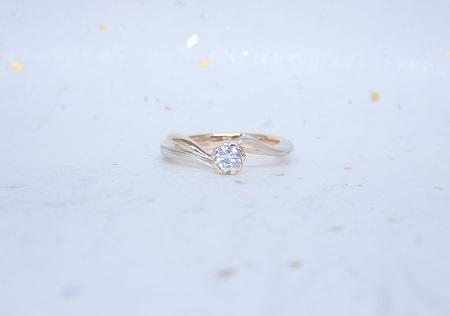 17120101木目金の結婚指輪01.JPG