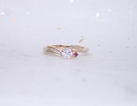 17120101木目金の結婚指輪03.JPG