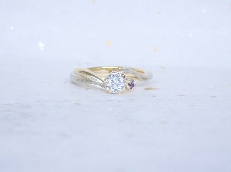 17120101木目金の結婚指輪02.JPG