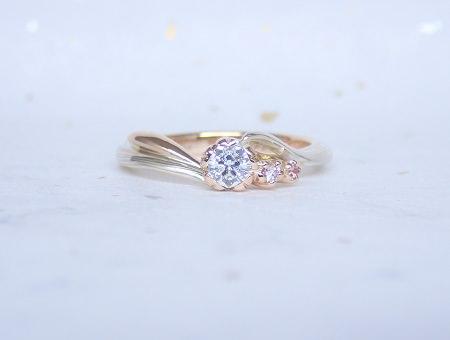17120101木目金の結婚指輪04.JPG