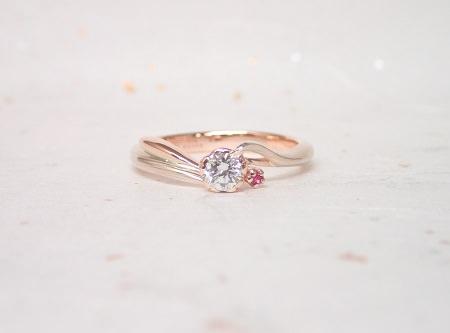 18111803木目金の婚約指輪_E03.JPG