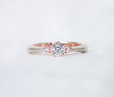 210910木目金の婚約指輪金BLOG_E01.JPG