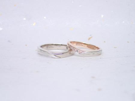 17061801木目金の結婚指輪_Q004.JPG