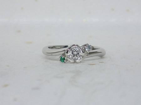 15062801プラチナの婚約指輪_S004.JPG