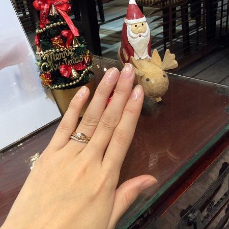 16120201木目金の結婚指輪_S001.JPG