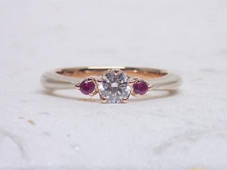 17052602 杢目金屋の婚約指輪.JPG