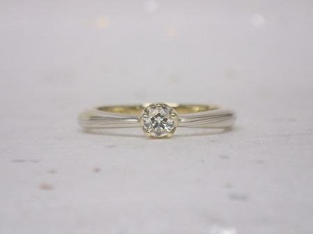 17052603 杢目金屋の婚約指輪.JPG