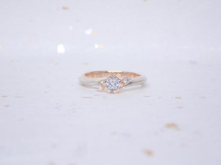 18062901木目金の婚約指輪.JPG