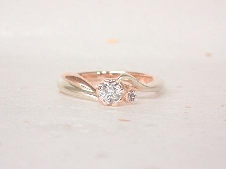 18092301木目金の婚約指輪.JPG