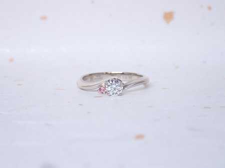 18121501木目金の婚約指輪.JPG