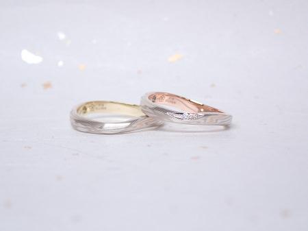 19032901木目金の結婚指輪.JPG
