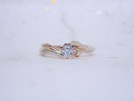19040501木目金の婚約指輪.JPG
