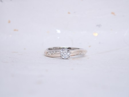19041201木目金の婚約指輪.JPG
