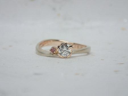 15102901木目金の結婚指輪_J001.JPG