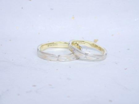 17101503木目金の結婚指輪_J004.JPG