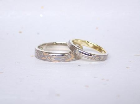 18070802木目金の結婚指輪_J004.JPG