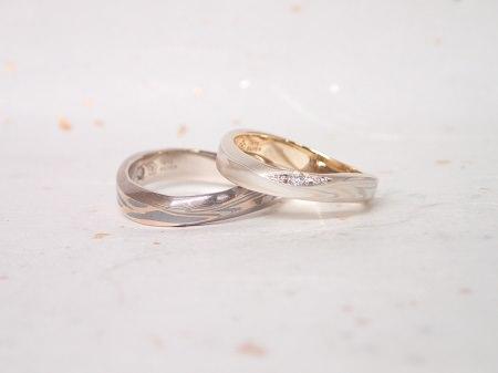 18081301木目金の結婚指輪_J004①.JPG