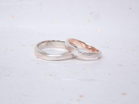 18111701木目金の結婚指輪_J004②.JPG